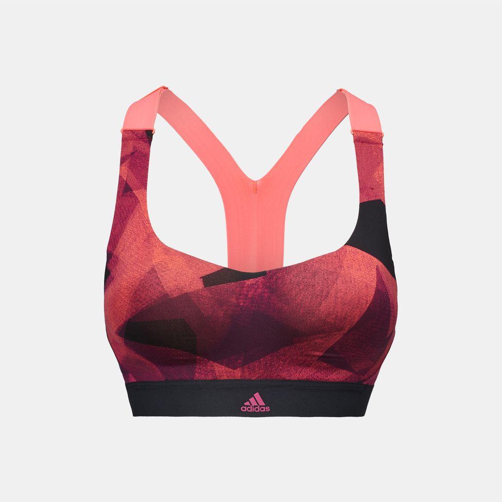 adidas CMMTTD Printed Chill Sports Bra