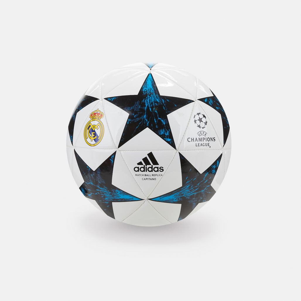 adidas Real Madrid Finale 17 Capitano Ball