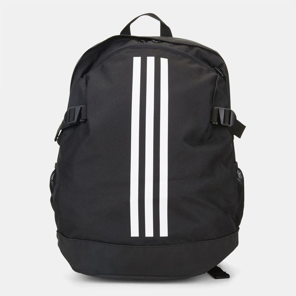 adidas 3-Stripes Power Backpack - Black