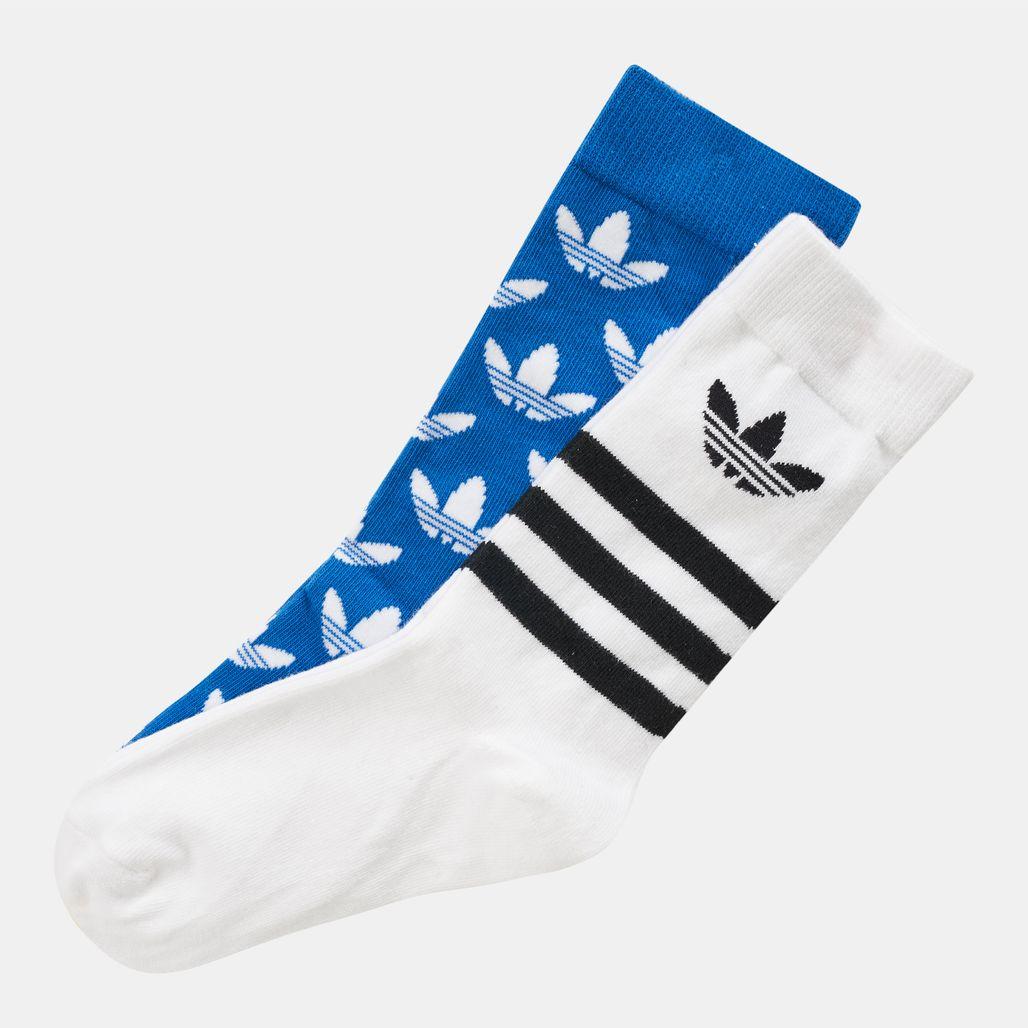 adidas T Crew Allover Print Socks