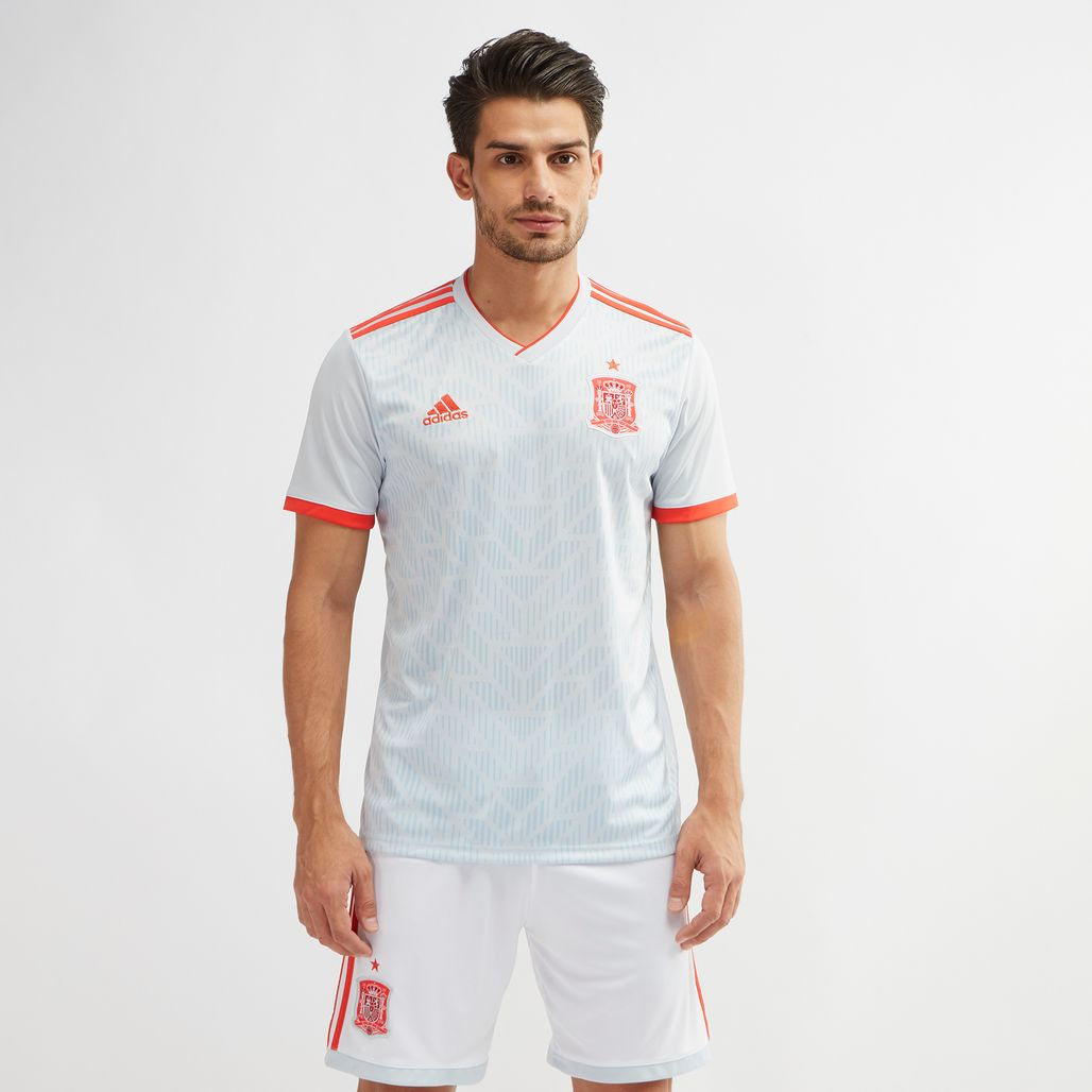 adidas Spain Away Replica Football Jersey 2018
