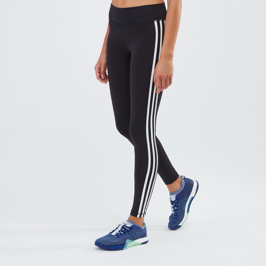 adidas Believe This 3-Stripes Leggings