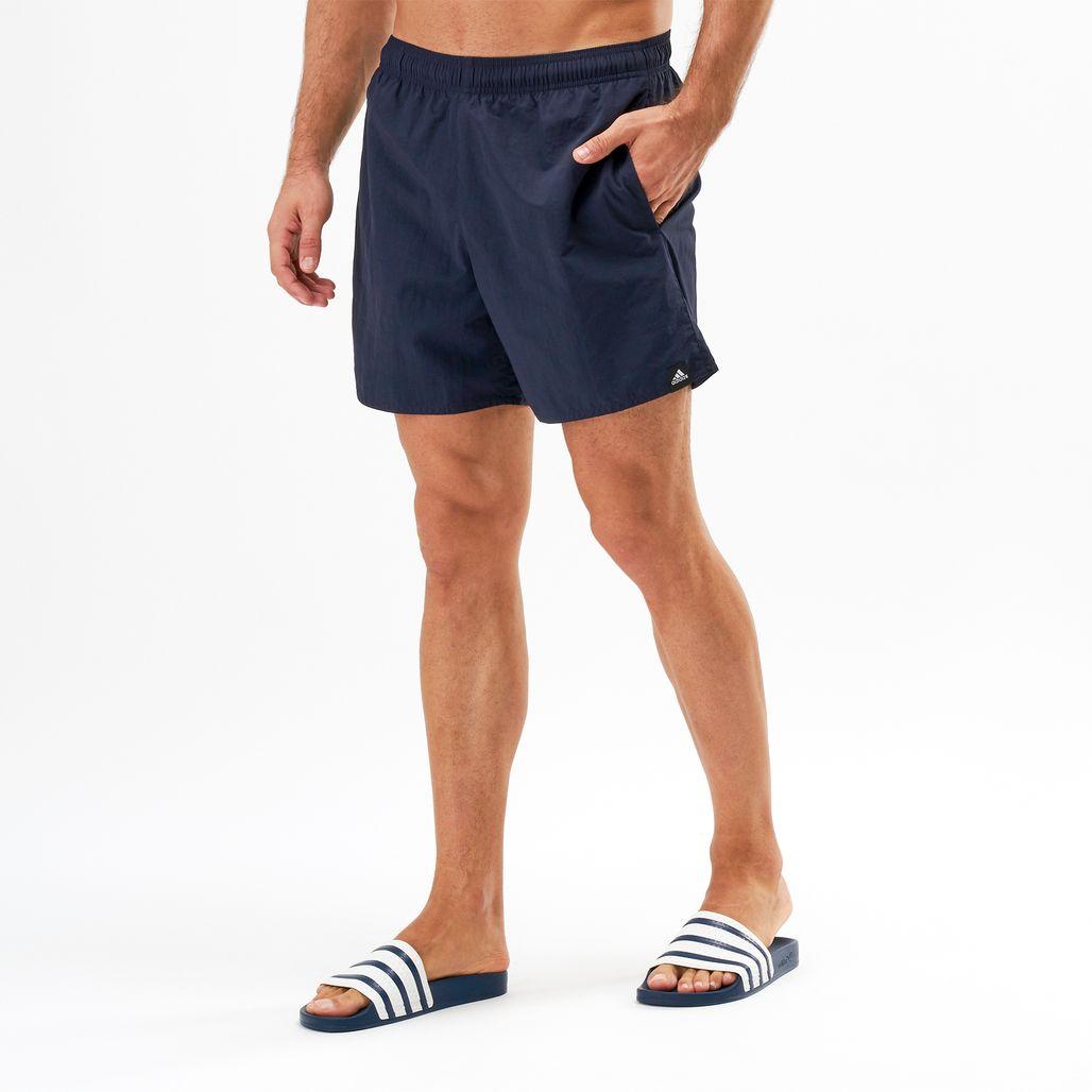 adidas Solid Beach Shorts