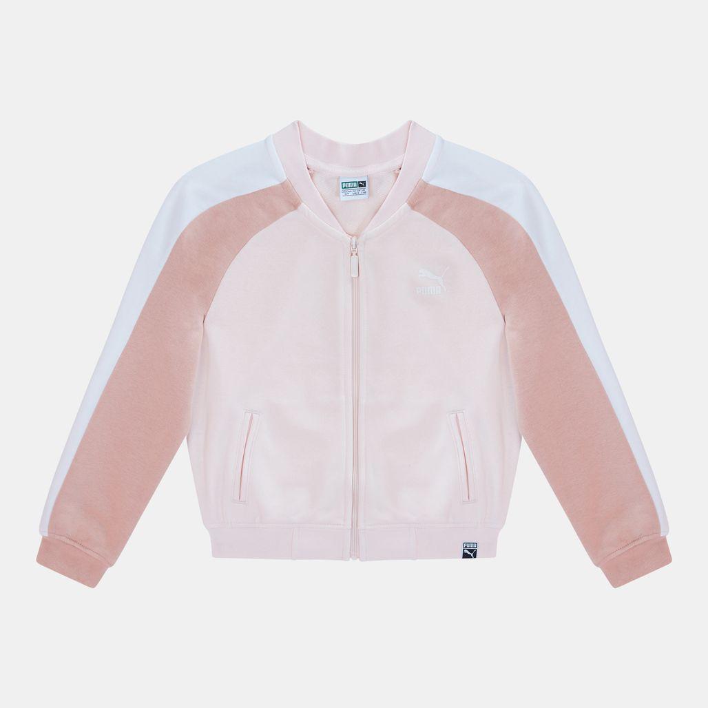 PUMA Kids' Classics T7 FZ Jacket