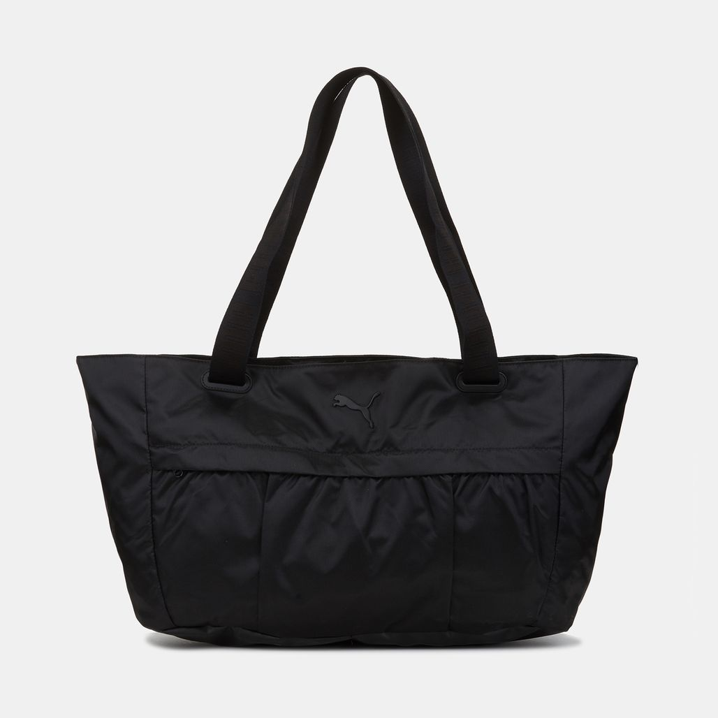 PUMA AT Workout Bag - Black