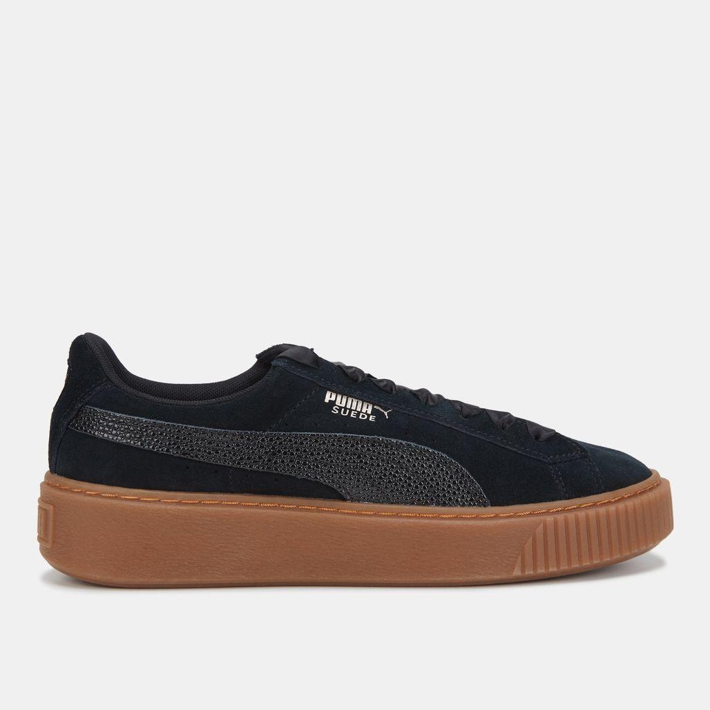 حذاء سويد بلاتفورم بابل من بوما