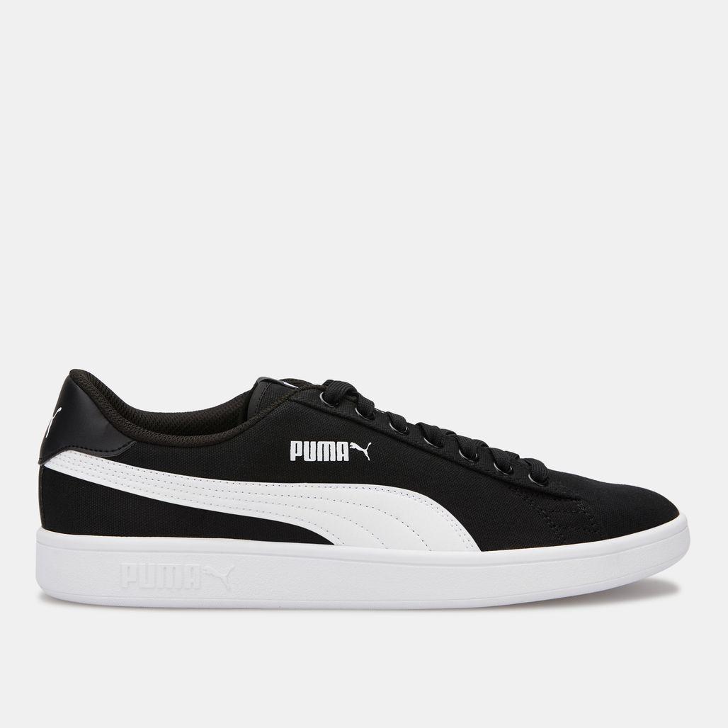 PUMA Men's Smash V2 Canvas Shoe