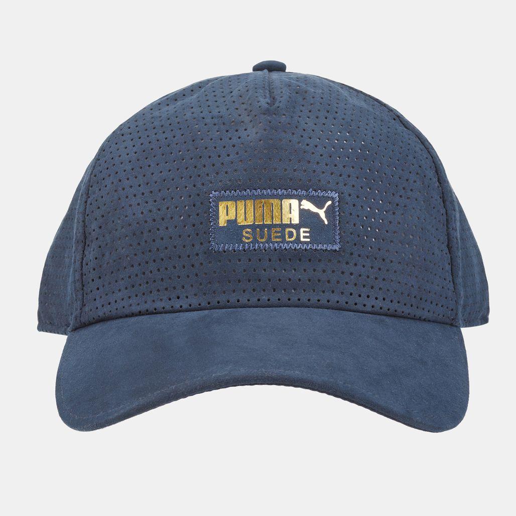PUMA Suede BB Cap - Multi