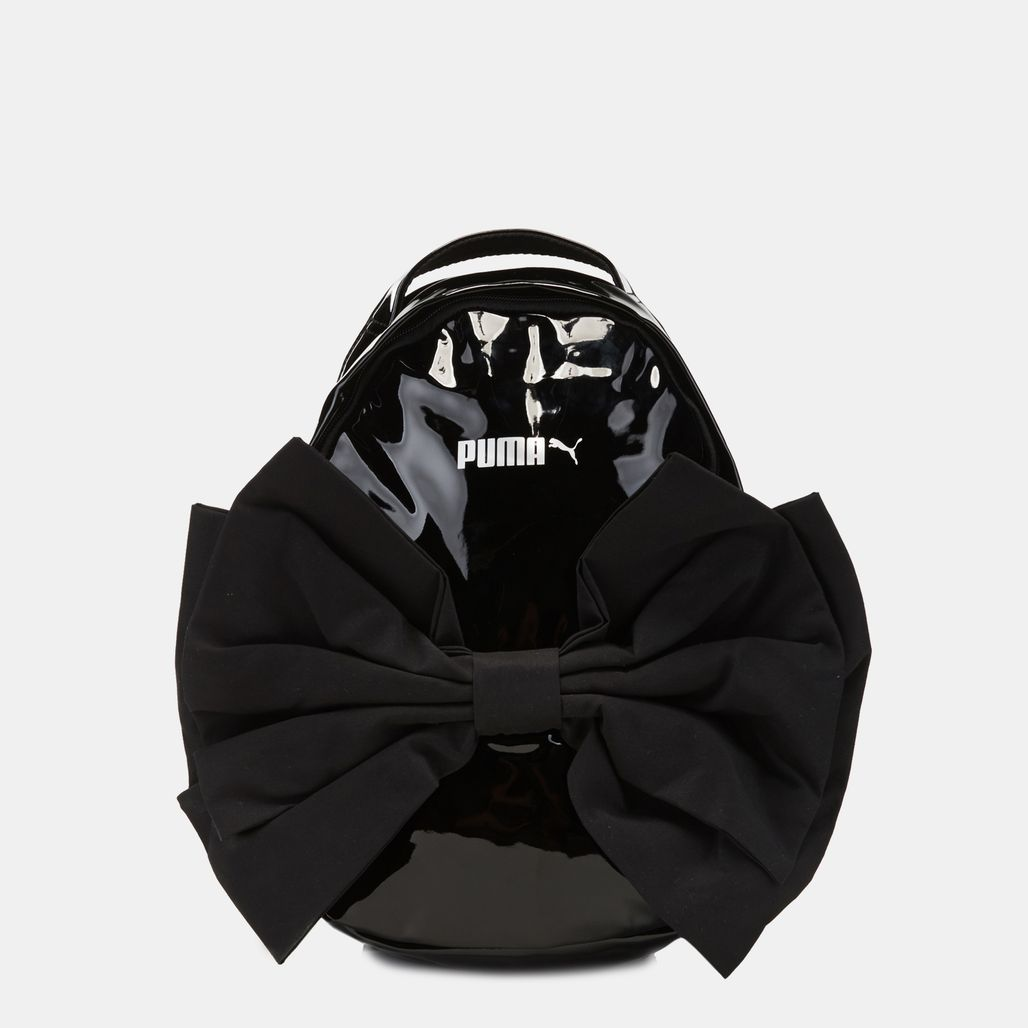 PUMA Prime Archive Bow Backpack - Black