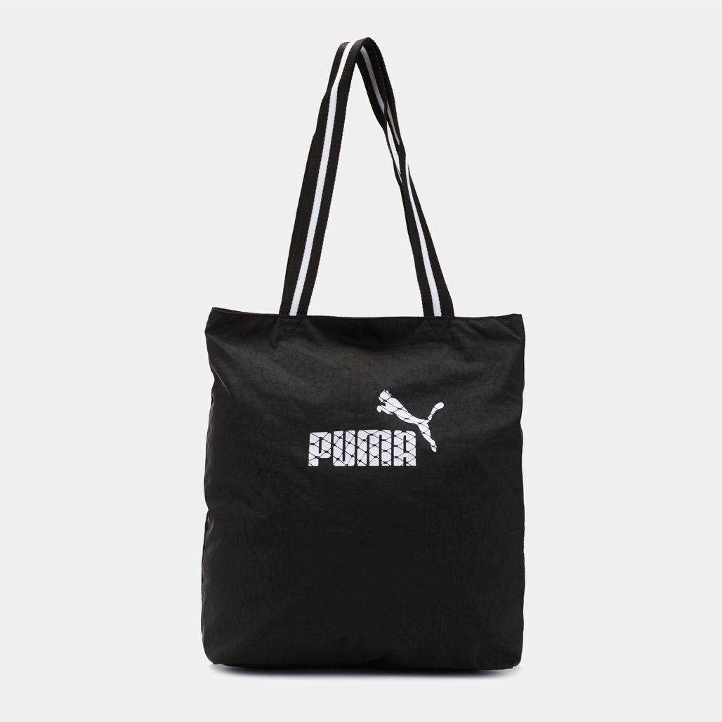 PUMA Core Shopper Bag - Black