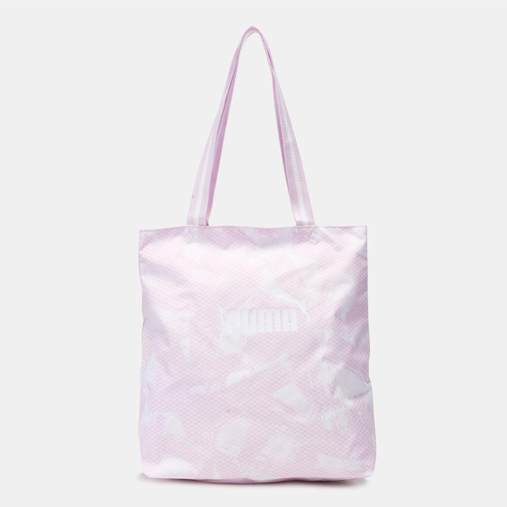 PUMA Core Shopper Bag - Pink