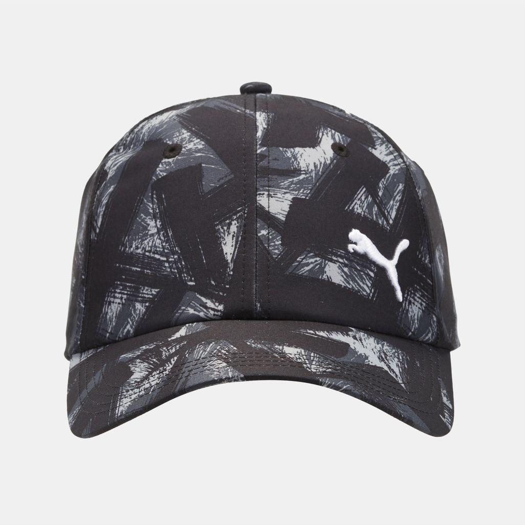 PUMA Graphic BB Cap - Black