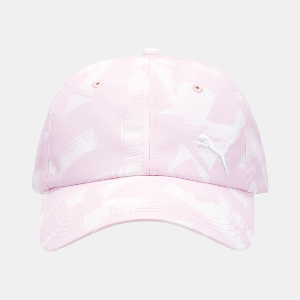 PUMA Graphic BB Cap - Pink