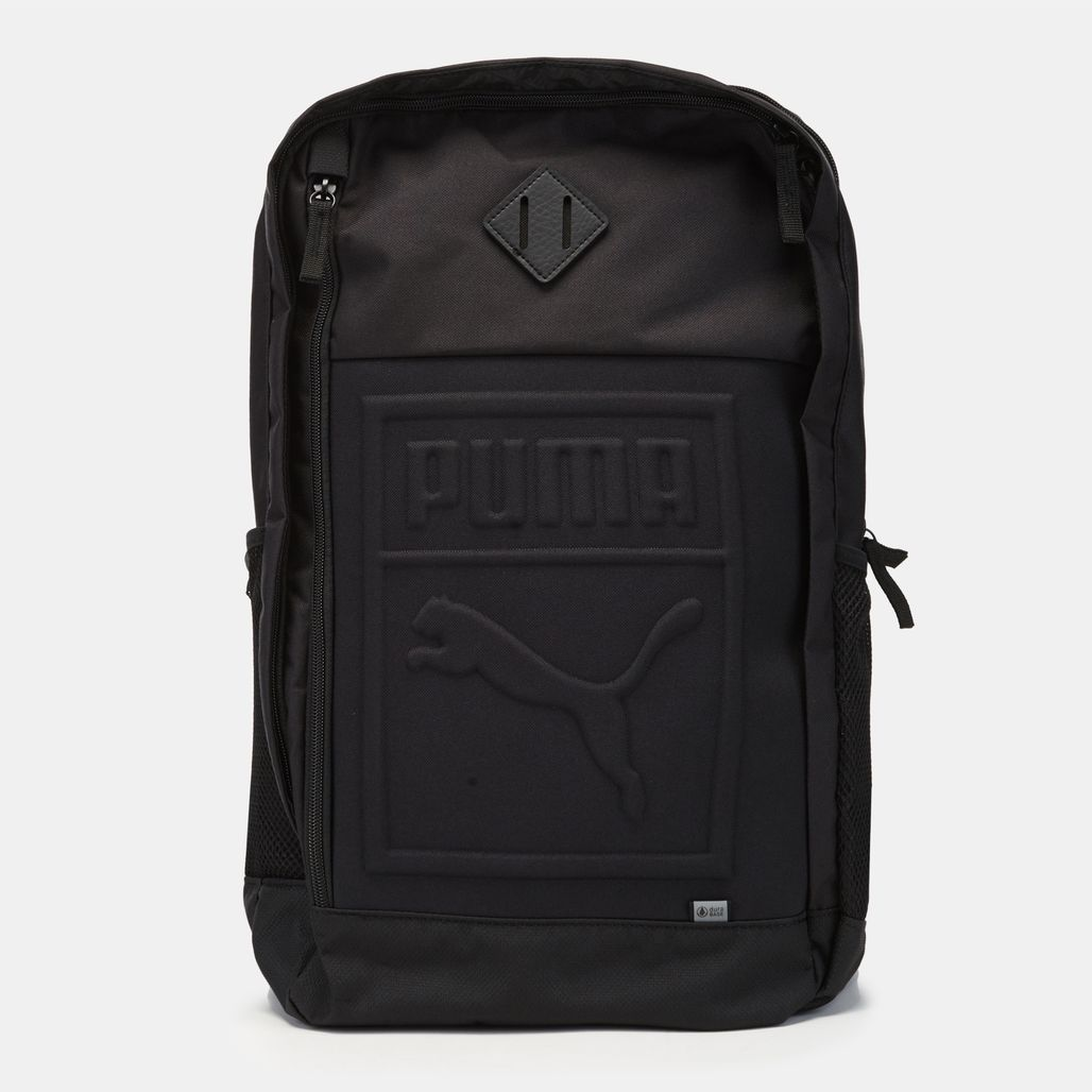 PUMA S Backpack - Black