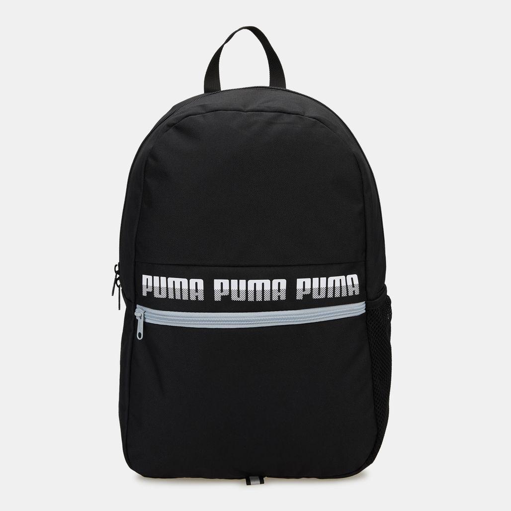 PUMA Men's Phase 2 Backpack - Black