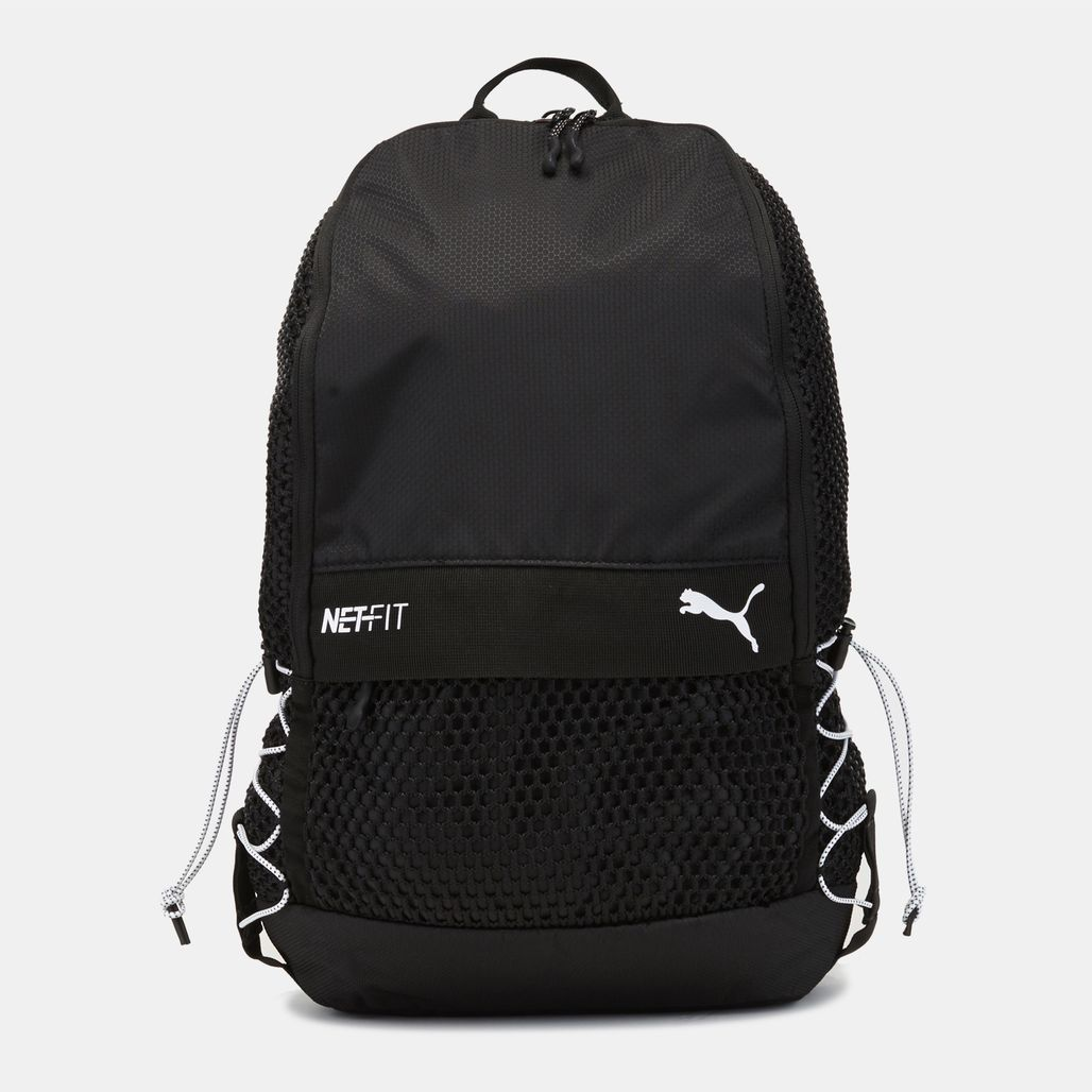 PUMA Netfit Backpack - Black