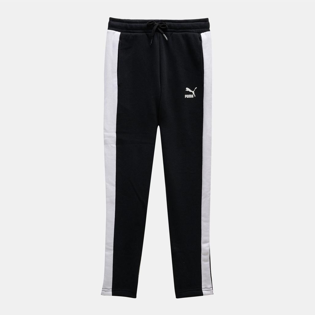 PUMA Kids' Classics T7 Sweat Pants
