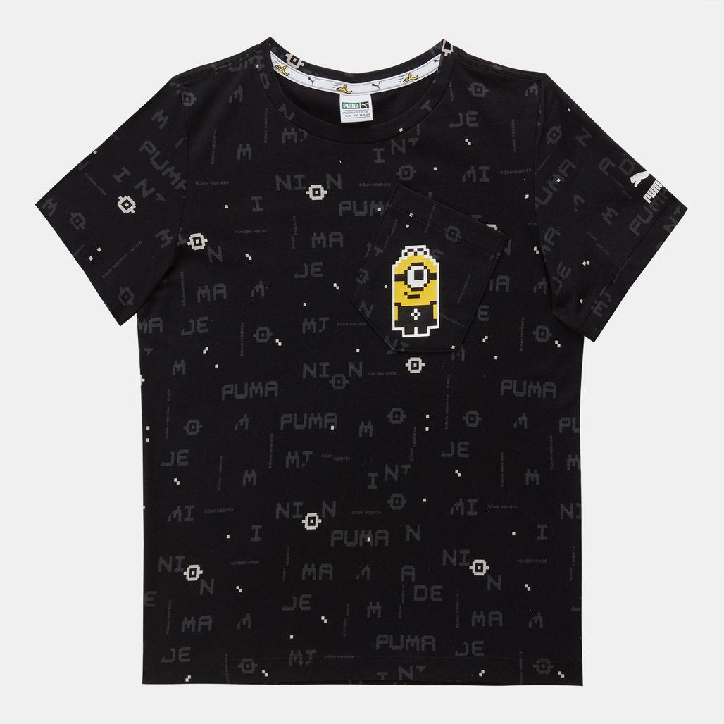 PUMA Kids' Minions T-Shirt