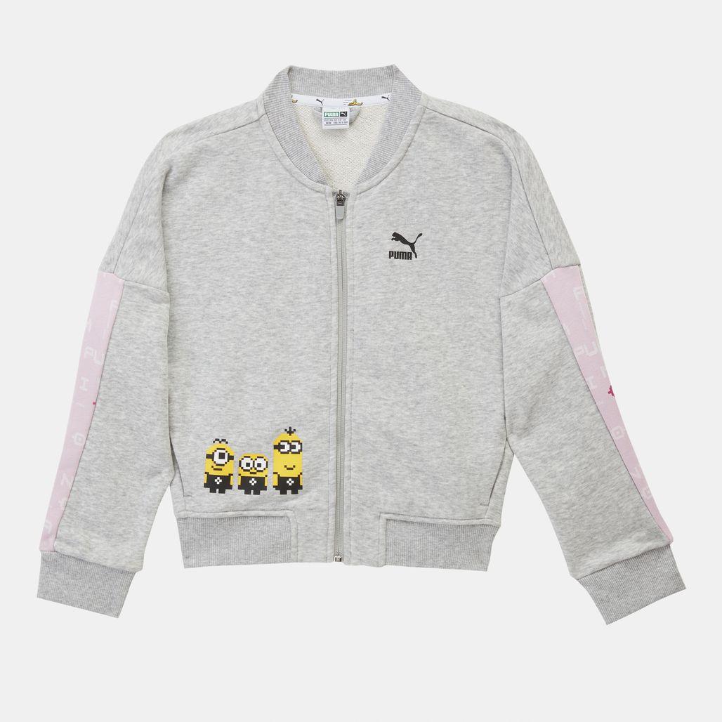 PUMA Kids' Minions Bomber Jacket