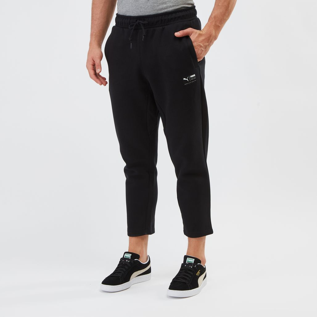 PUMA Downtown Cropped Sweatpants