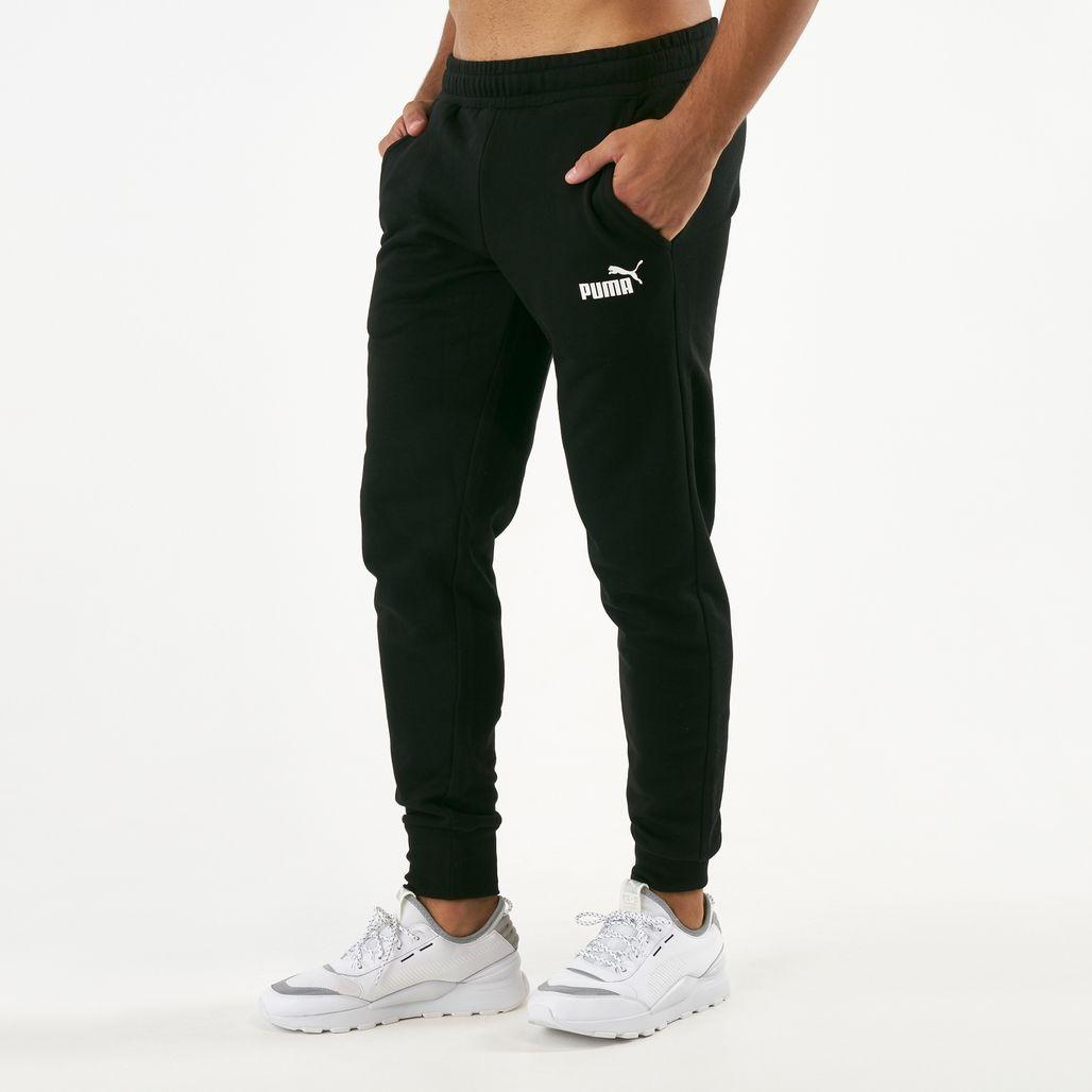 PUMA Men's ESS Logo TR Pants