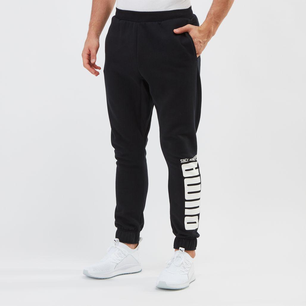 PUMA Rebel Bold Fleece Pants