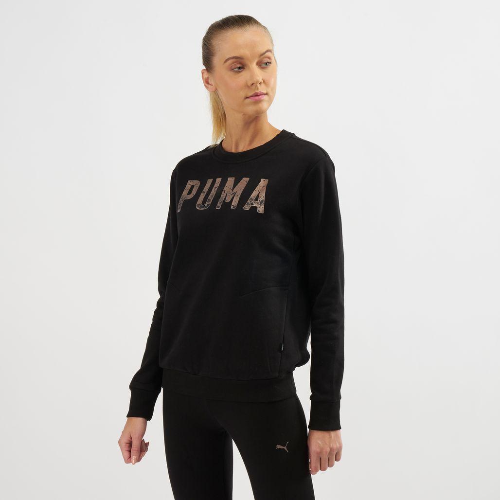 PUMA Athletic Sweatshirt