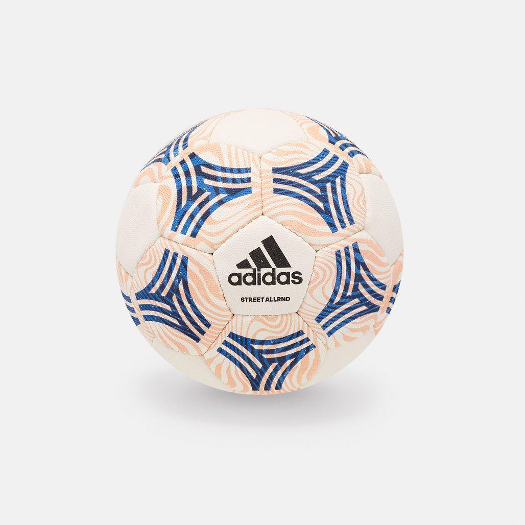 adidas Tango Allaround Football - White