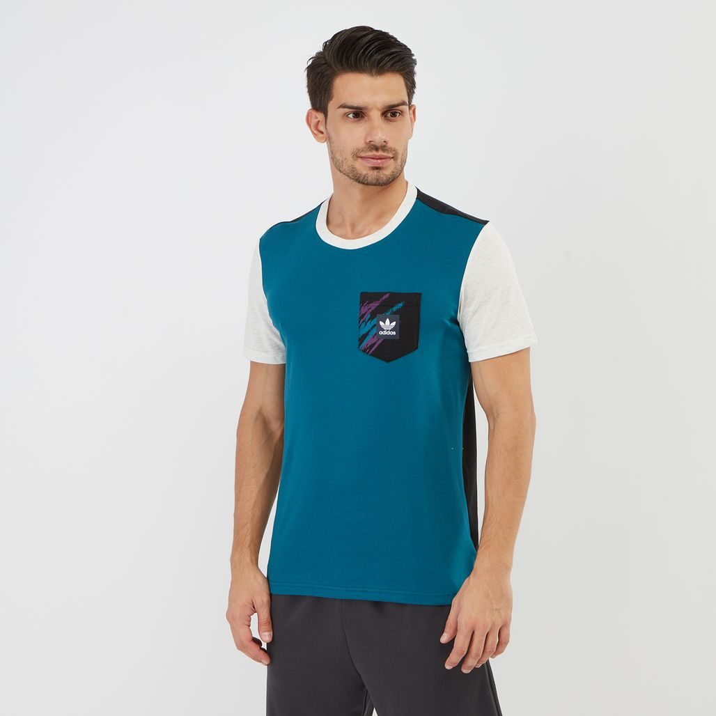 adidas TNNS Pocket T-Shirt