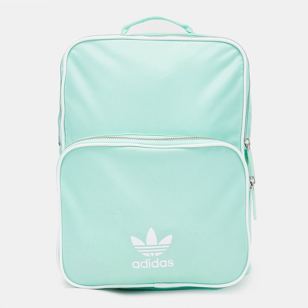 adidas Classic Backpack Medium - Green
