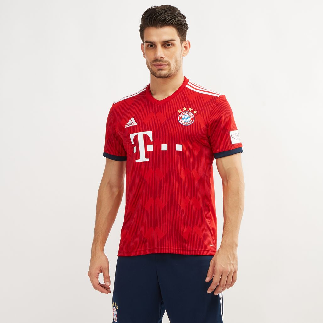 adidas FC Bayern Home Replica Jersey - 2018/19