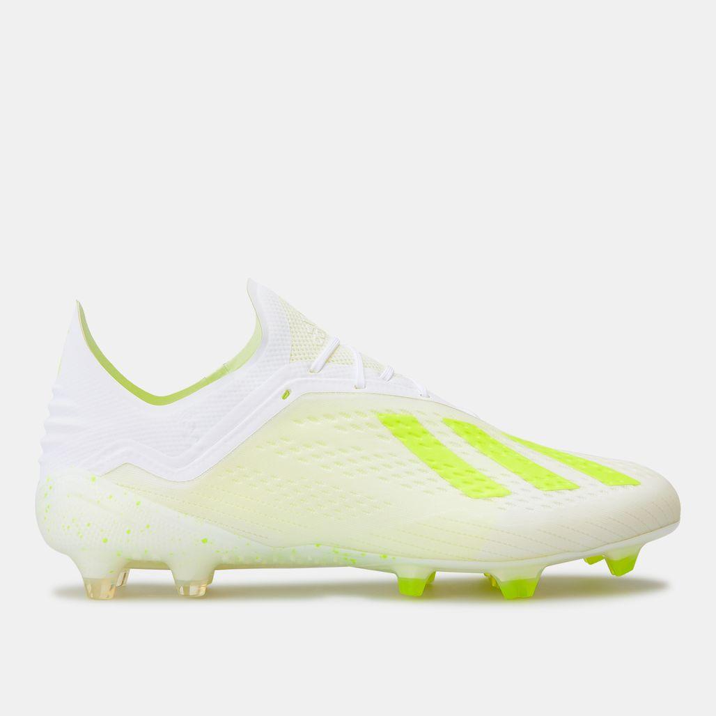 adidas Men's Virtuso Pack X 18.1 Firm Ground Football Shoe