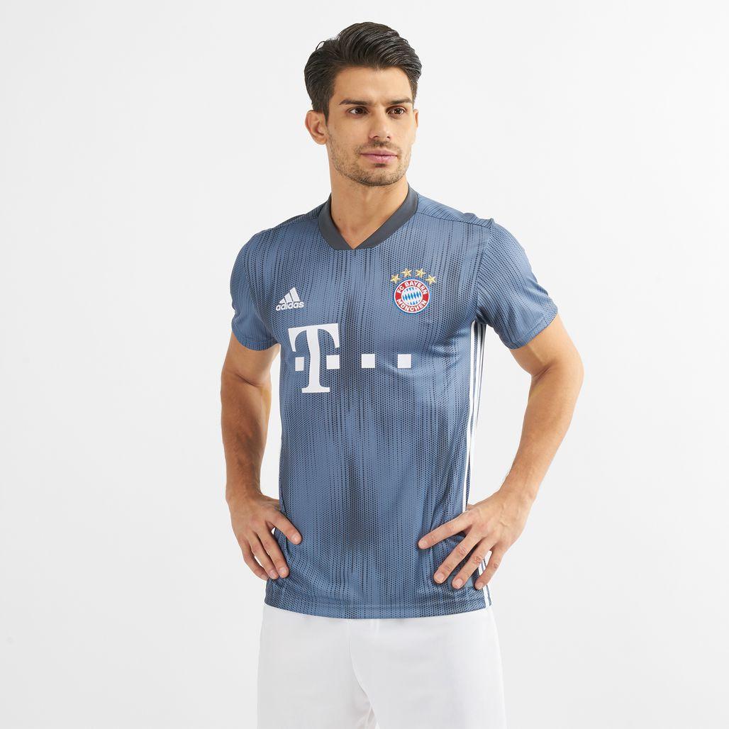 adidas FC Bayern Munich 3rd Football Jersey 2018-2019