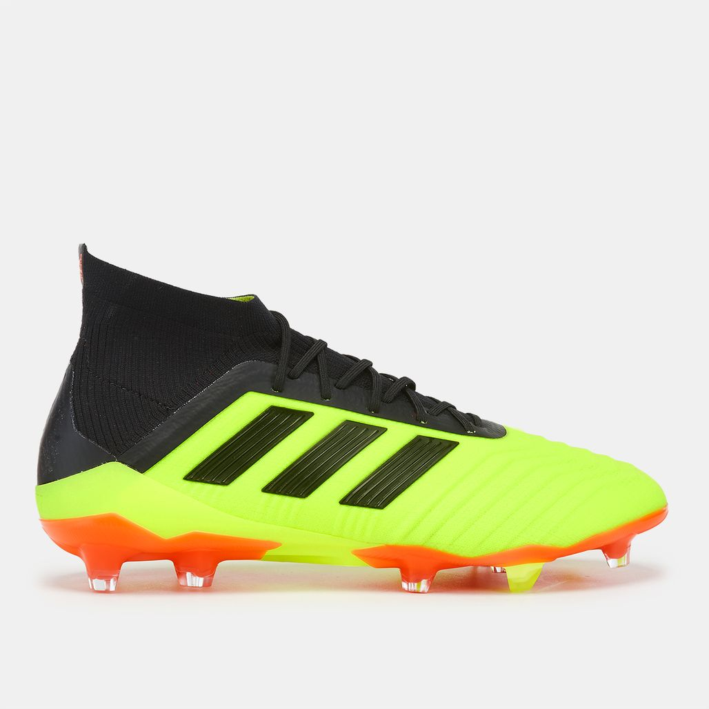 adidas Predator 18.1 Firm Ground Football Shoe