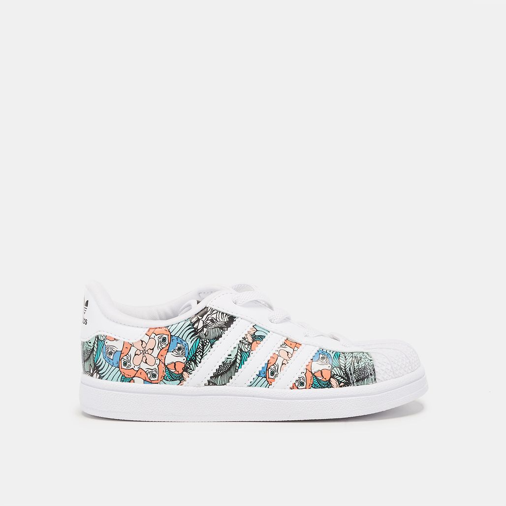 adidas Originals Kids' Superstar Shoe (Infant)