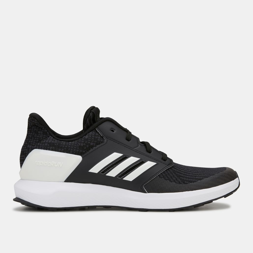adidas Kids' RapidaRun Knit Shoe (Junior)