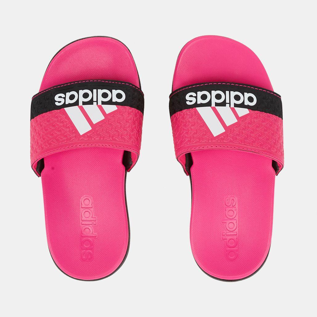 adidas Kids' Adilette Cloudfoam Plus Slides