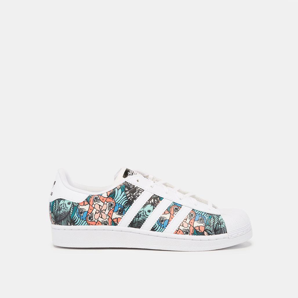 adidas Originals Kids' Superstar Shoe (Junior)