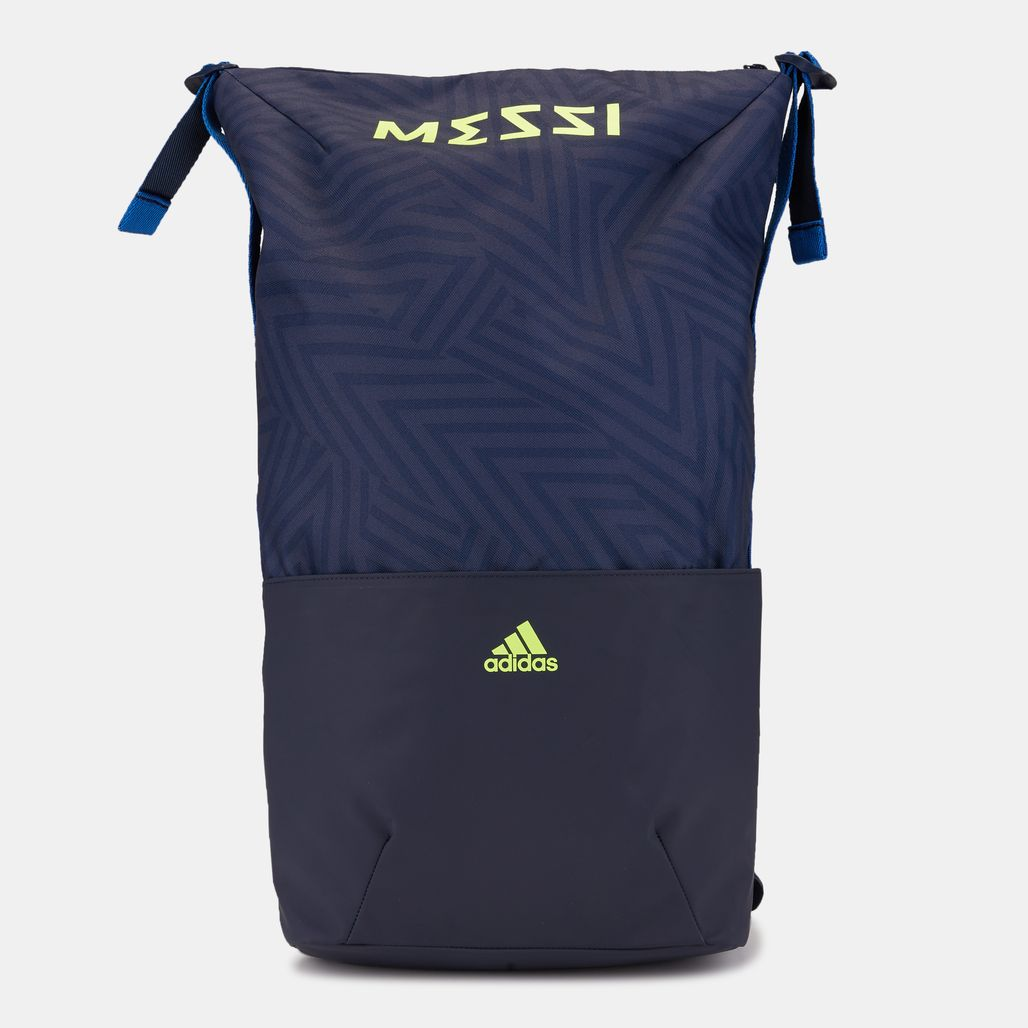 adidas Kids' Messi Backpack (Younger Kids) - Blue
