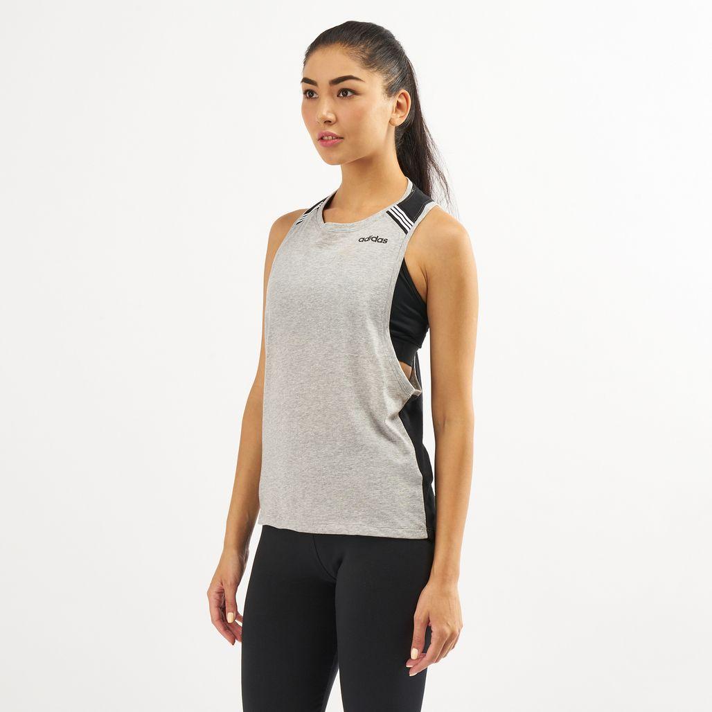 adidas Women's Cotton Tank Top