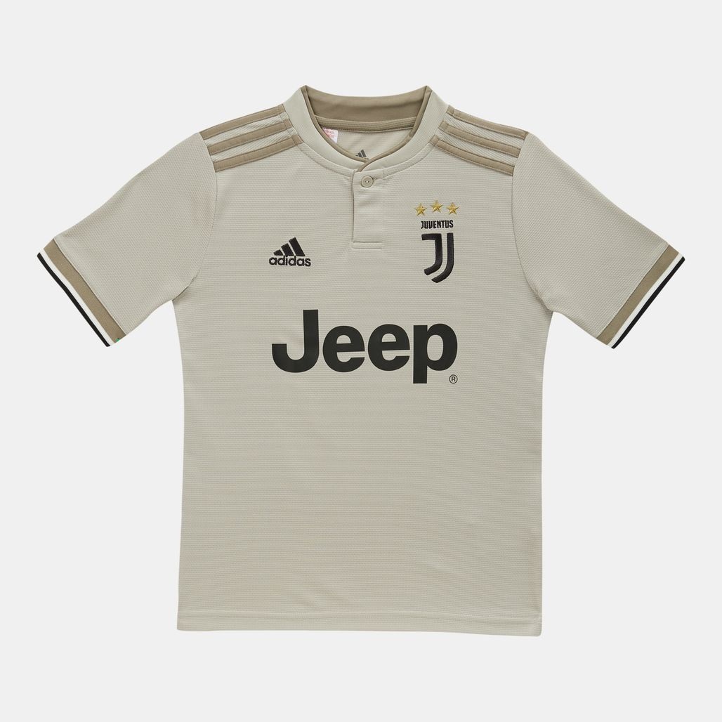 adidas Kids' Juventus Away Football Jersey 2018/19