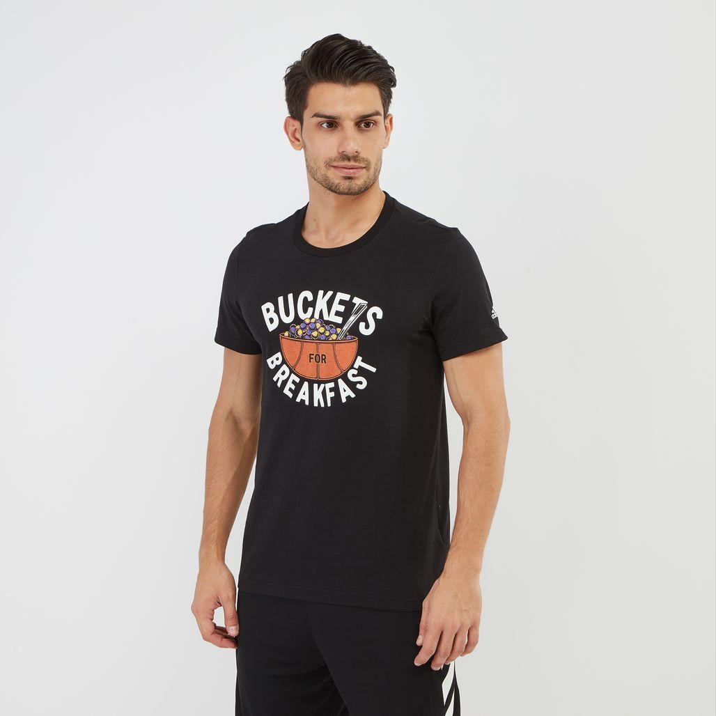 adidas Buckets T-Shirt