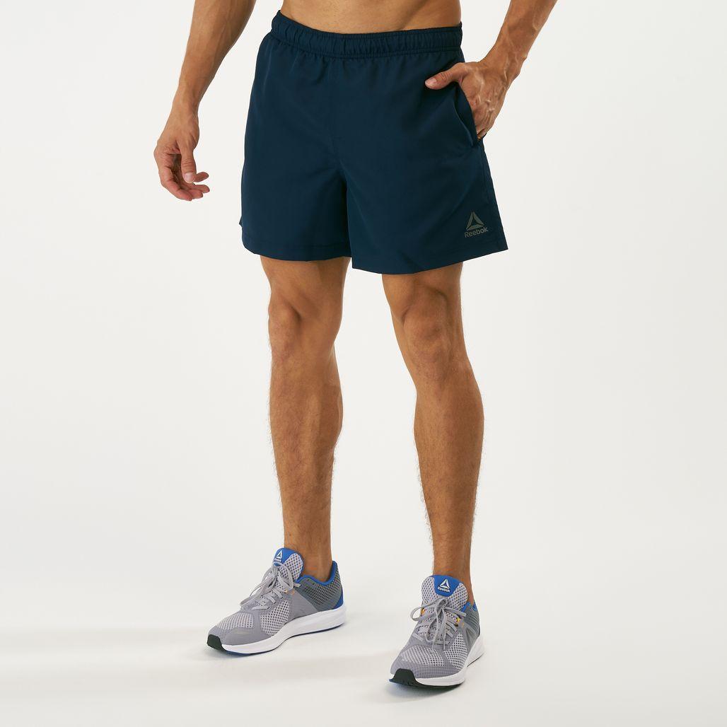 Reebok Men's BW Basic Boxer Shorts