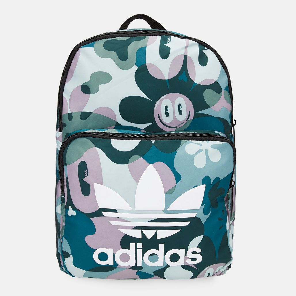 adidas Originals Women's Classic Hattie Stewart Backpack - Multi
