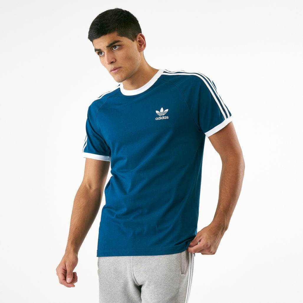 adidas Originals Men's 3-Striped T-Shirt