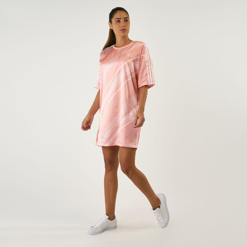 adidas Originals Women's Trefoil Bandana Dress