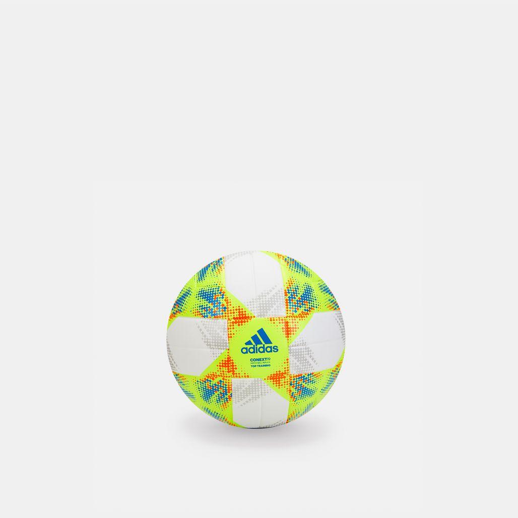 adidas Men's Conext 19 Training Football - Multi
