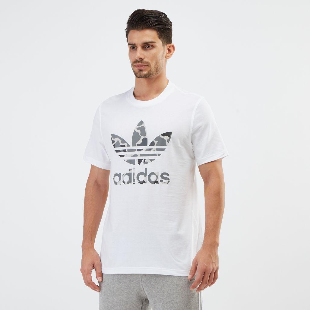 adidas Originals Camouflage Trefoil T-Shirt