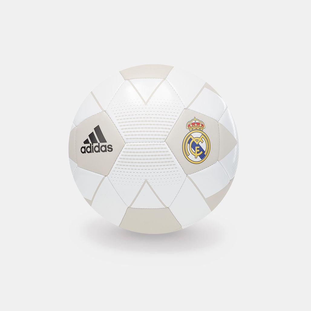 adidas Real Madrid Football - White