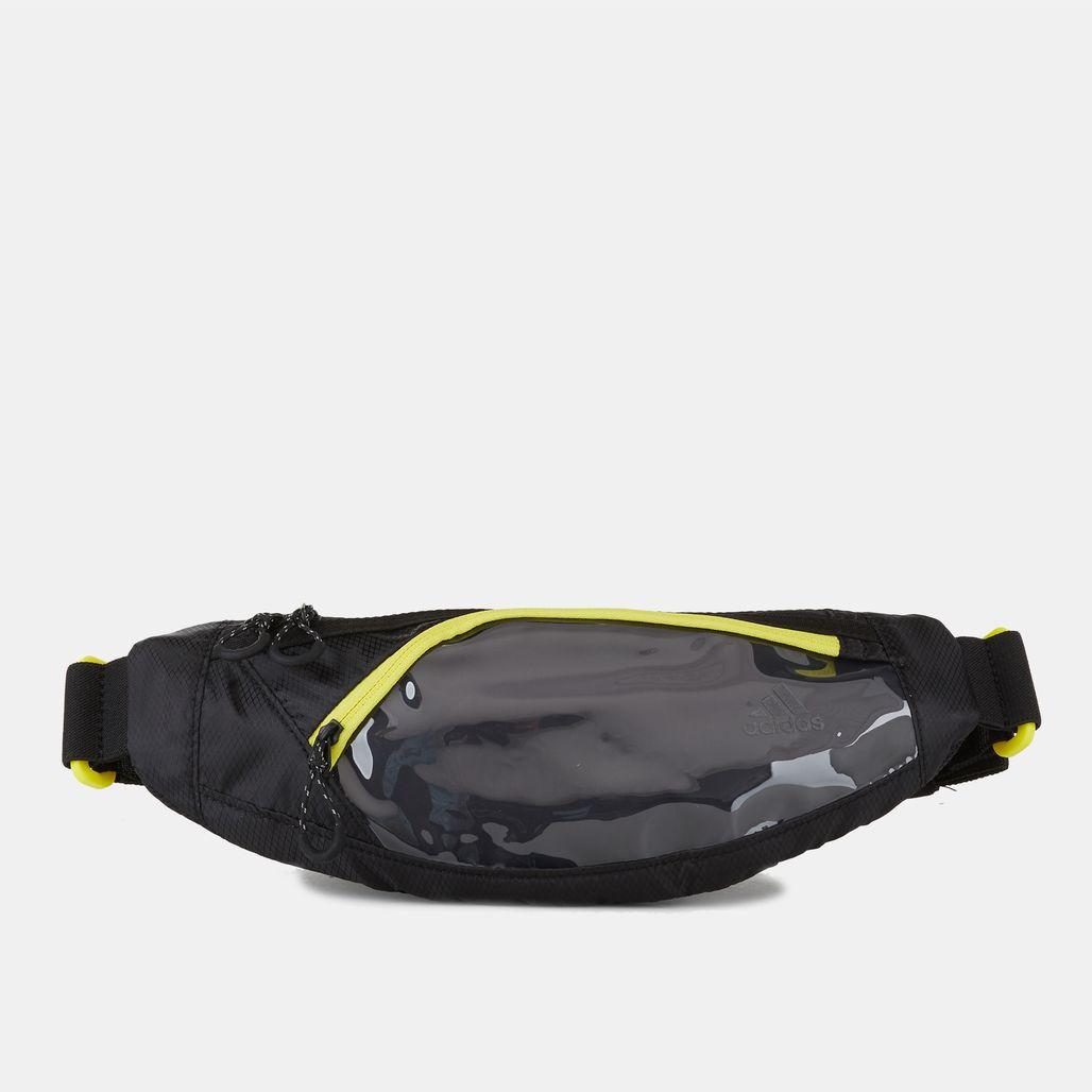 adidas Run Waist Bag - Black
